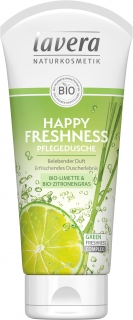 Lavera Sprchový gel Happy Freshness, 200 ml