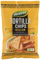 Dennree Tortilla Chips slané