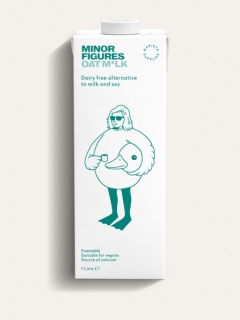 Minor Figures Oat Milk- 1000ml