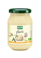 Byodo Aioli vegan  250ml BIO
